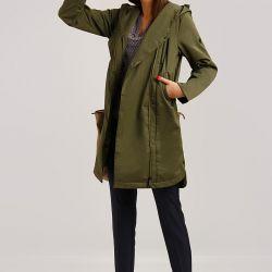 Finn flare coat new, free shipping