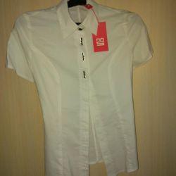 Νέο μέγεθος πουκάμισου 42