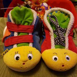 K'S Çocuk Antrenman Ayakkabıları
