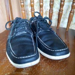 ανδρών. χαμηλά παπούτσια (φυσικό δέρμα).