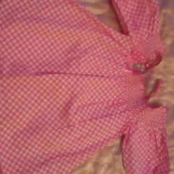 set of shorts and tunic