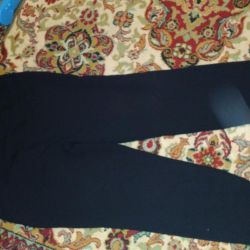 Trousers for pregnant women
