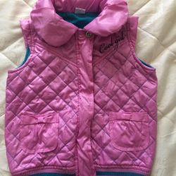Vest on fleece r. 110