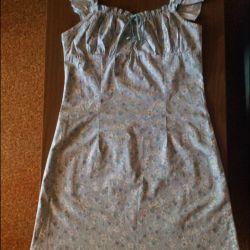Платье-стрейч летнее на 44-46 р с Ямайки
