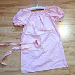 Elbise yaz. % 100 pamuk. Yeni. Ebat / Boyut 42/44/46