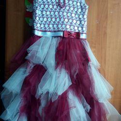 Balo için elbise (kiralanabilir)