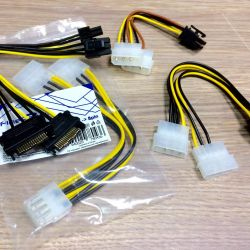 New Adapters for PC Power Supplies