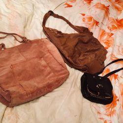 Bags for restoration, needlework