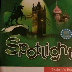 spotlight student's book
