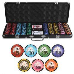 Poker kits for every taste (over 50 sets)