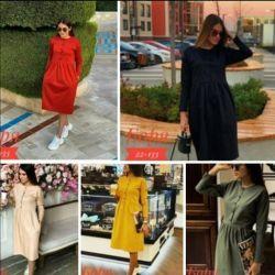 Платье сафари Новые