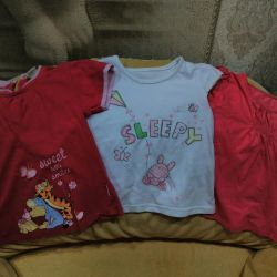 Things for a girl up to 3 years