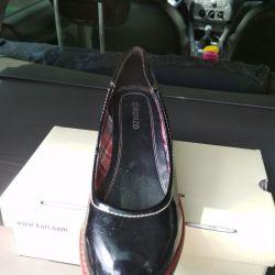 Yeni ayakkabılar, 39 r