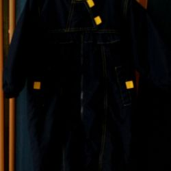 Demi-seasonal overalls p.