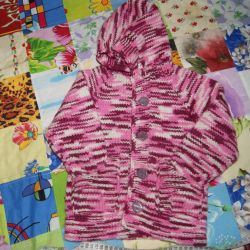 Sweater, children's sweater for girl