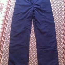 Γυναικεία χειμωνιάτικα παντελόνια. Μέγεθος 48-50