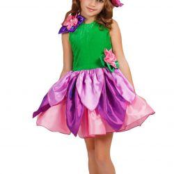 Children's carnival costume Thumbelina