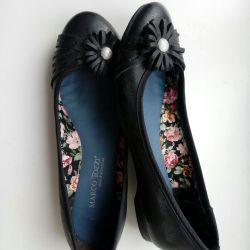 Marco Tozzi pantofi de balet