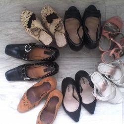 Παπούτσια από δεύτερο χέρι (τιμή από 7 ζεύγη)