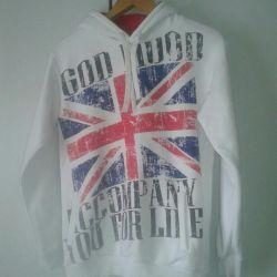 Universal sweatshirt, used