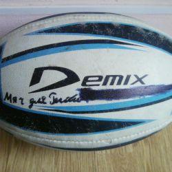 Мяч для регби Demix