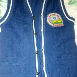 Vest blue growth 134