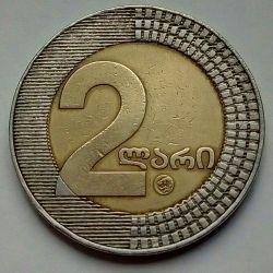 2 ларі 2006 р Грузія
