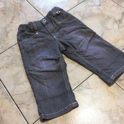 Kot pantolon H & M 6-9 ay.