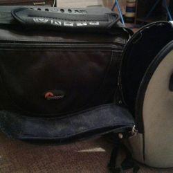 Used photo bag +1 handbag LovePro Nova