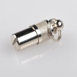 Capsule on the collar