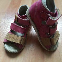 Orthopedic sandals 24r