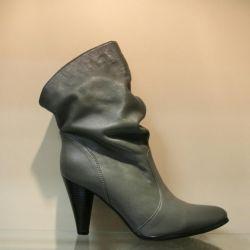 84.Eurosim boots, leather, nat.meh p.36,37,40