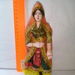 Doll indian