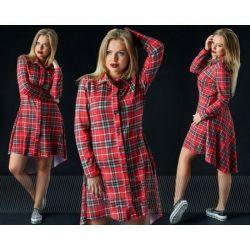 P50-.52 elbise gömlek