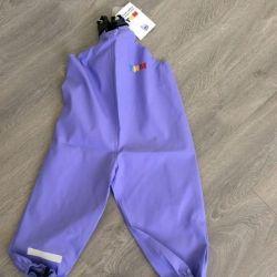 Waterproof semi-overalls NEW