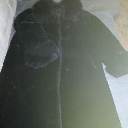Fur coat muron