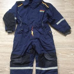 Winter overalls Ketch X-line