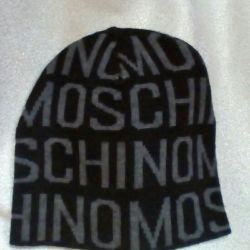 Набор мужской (шапка и шарф,)