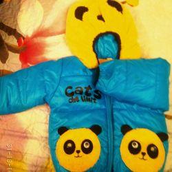 Children's jacket80-92