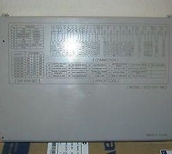 Navien control board 30010973A