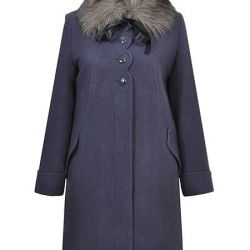 New light overcoat Vasilisa
