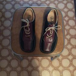 Leather shoes 36