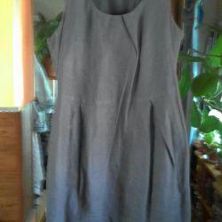 Dress Sundress Flax