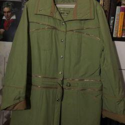 Coat-jacket. Р.48. 2 in 1