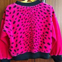 Παιδικό πουλόβερ για κορίτσια 104rost.