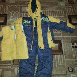 Winter suit
