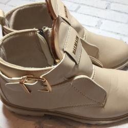 Μπότες πτώση / άνοιξη νέα