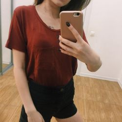 MANGO Tişört