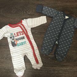 Slips for the newborn