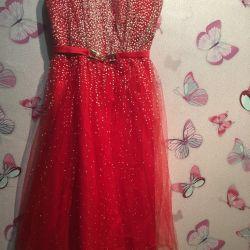 Φόρεμα για 13-15 χρόνια